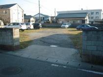 間宮駐車場の外観写真