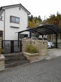 新藤邸の外観写真