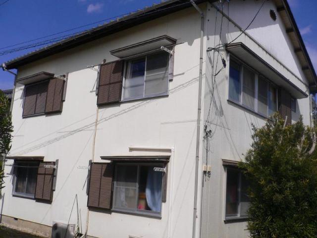 松風荘の外観写真