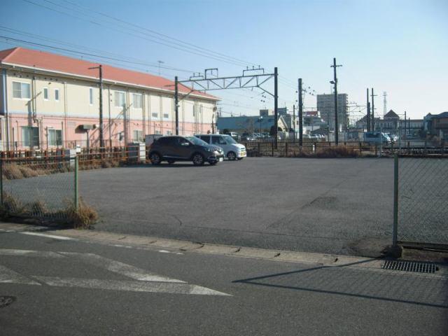 渡辺駐車場の外観写真