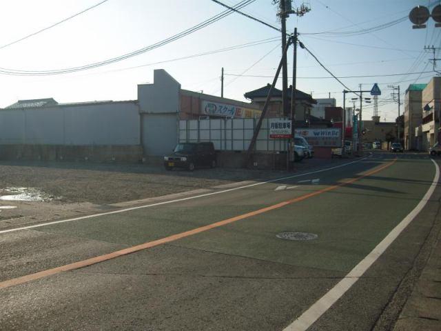 宮澤駐車場の外観写真