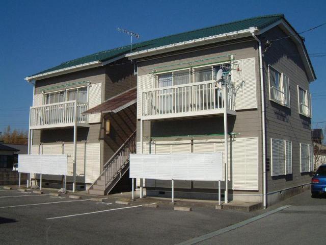 石川ハイツの外観写真