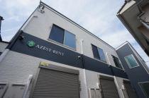 AZEST‐RENT西調布の外観写真