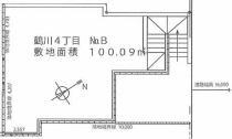 町田市鶴川4丁目 新築戸建B号棟の間取り