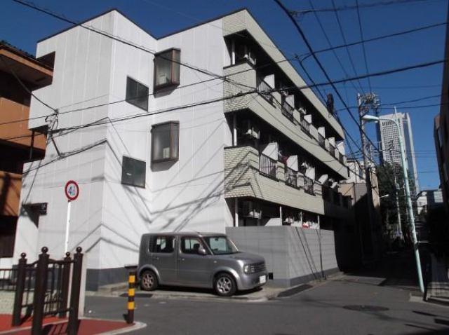 アーバンコート渋谷本町の外観写真