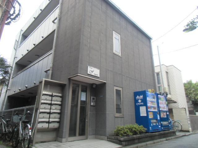 F・SHINJUKUの外観写真