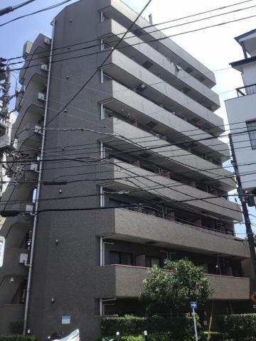 エクセリア新宿 603号室の外観写真