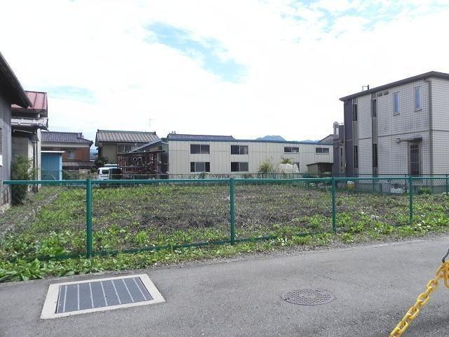 山梨県上野原市上野原町 売地の外観写真