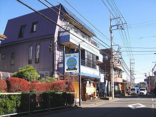 栄ビル(貸店舗・事務所)の外観写真