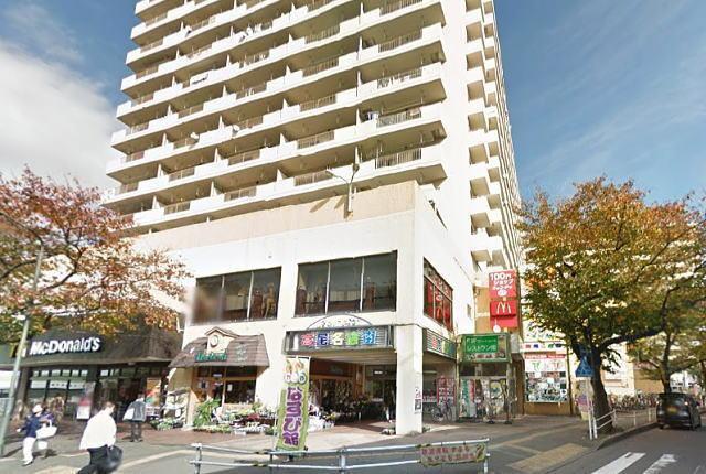 高尾名店街(高尾パークハイツA棟)の1階テナント