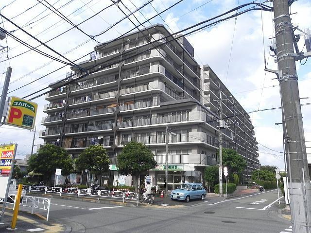 JR西八王子駅より、徒歩4分 4階角部屋・401号