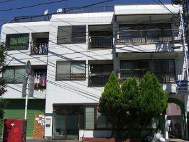 京浜興産ビル(事務所)の外観写真