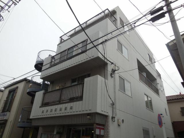 木村ビルの外観写真