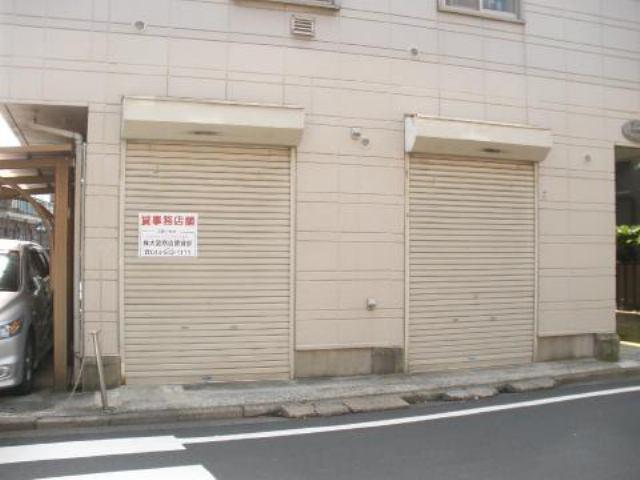 尻手貸店舗・事務所の外観写真