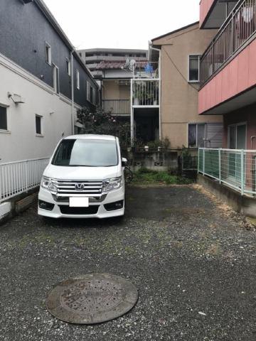 平間第2駐車場の外観写真