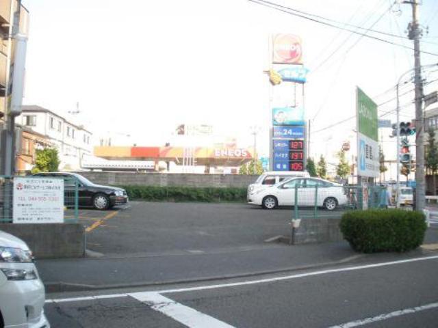 タカハシコーポレーション駐車場の外観写真