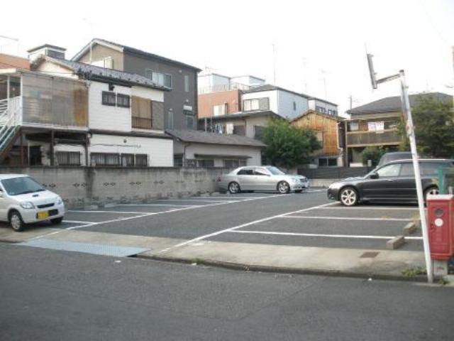 中島駐車場の外観写真