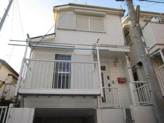 矢向・松岡邸貸家の外観写真