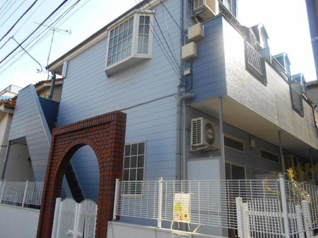 フラットハウス川崎旭町の外観写真