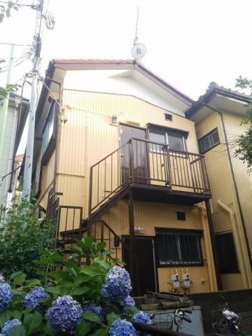 松本荘の外観写真