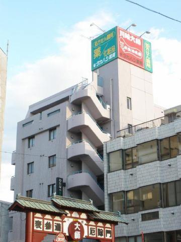 タカハシビルの外観写真
