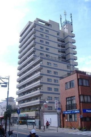 川崎スパマンションの外観写真