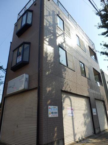 パークサイドマンションの外観写真