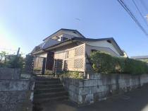 﨑田茅ヶ崎貸家の外観写真