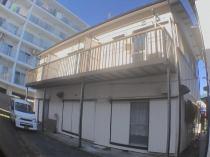 新沢テラスハウスの外観写真