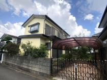 上倉田神垣邸貸家の外観写真