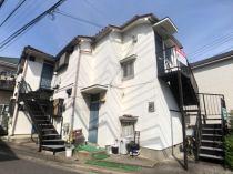 グリーンハイム戸塚の外観写真