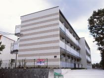 レオパレスアルファヒルズの外観写真