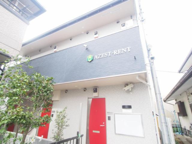 AZEST-RENT中野島1の外観写真
