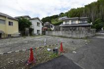 衣笠栄町3丁目売地(C区画)の外観写真