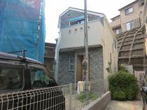 望洋台新築戸建の外観写真