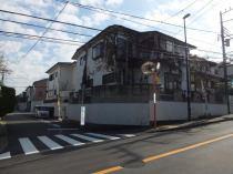大矢部4丁目売地(角地)