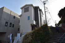 深田台新築戸建の外観写真
