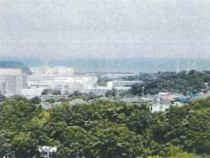 西武郊外マンション湘南鷹取台H棟の外観写真