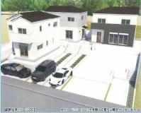 小原台新築戸建3号棟の外観写真