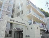 クリオ衣笠ヒルズ3階(リフォーム)の外観写真