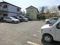 相原駐車場の外観写真