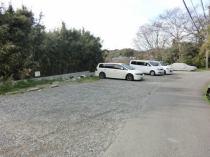 松山駐車場の外観写真