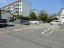 弓削駐車場の外観写真