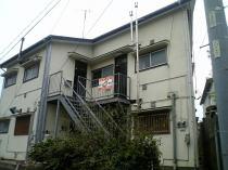 仲尾崎ハイツの外観写真