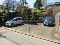 野崎駐車場の外観写真