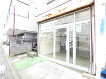 小澤アパート・店舗の外観写真