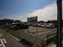 上近江駐車場