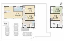 新潟市東中島4 中古住宅/戸建て