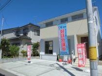 新潟市中央区女池第2-1号棟 新築分譲住宅