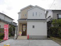 新潟市江南区亀田水道町第1-1号棟 新築分譲住宅